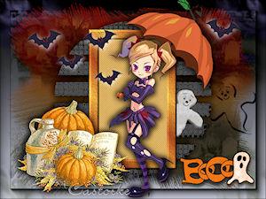 Halloween Werkjes.Tutorial Halloween
