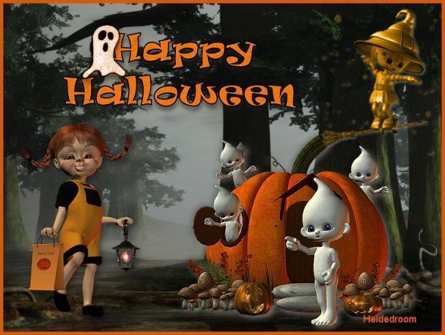 Halloween Werkjes.Halloween Les5 Uw Werkjes